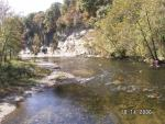 Sugar Creek, Parke County, Indiana (Fall 2006)